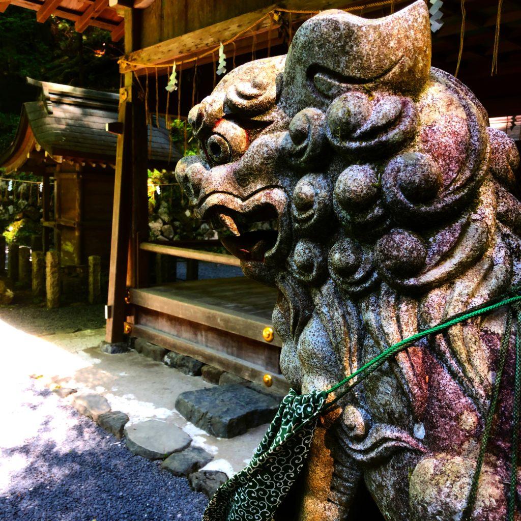 貴船神社,奥宮